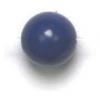 Semi-Precious 6mm Round Reconstructed Lapis Lazuli